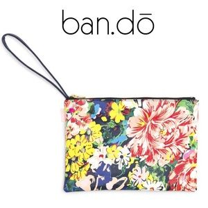 Ban.do Get it Together Wristlet Pouch